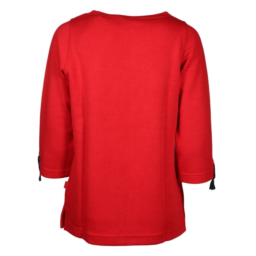 wind sportswear - Sweatshirt in Rot